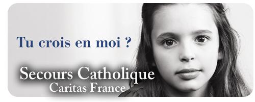 bandeau secours catholique