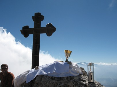 Mont Jean Paul II